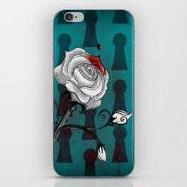 Bloody Alice iPhone Skin