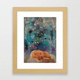 Feed Your Soul Framed Art Print