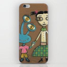 Jane & Mindy iPhone Skin