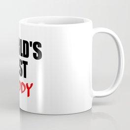 worlds best daddy funny saying Coffee Mug