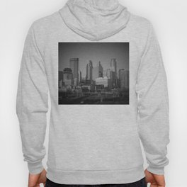 minneapolis minnesota skyline Hoody