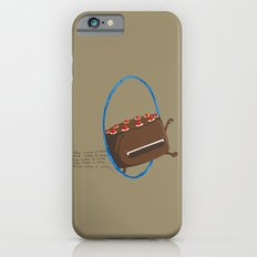 The Cake is Alive iPhone 6s Slim Case