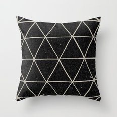 Geodesic Throw Pillow