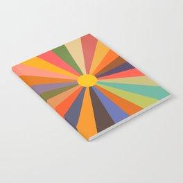 Sun - Soleil Notebook