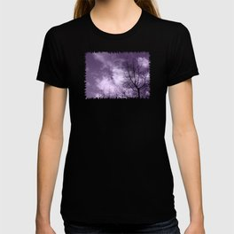 Purple Night  - JUSTART © T-shirt