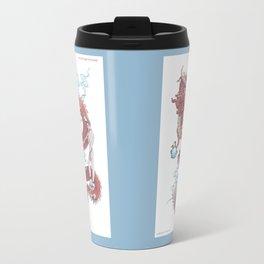 Treasure Dragon Travel Mug