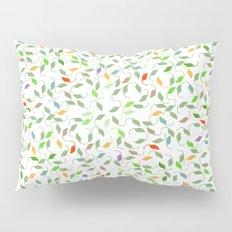 Forest Leaves Pillow Sham