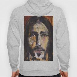 Christ with yellow eyes Hoody