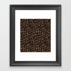 Roary Framed Art Print