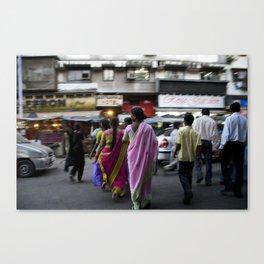 Mumbai  Canvas Print