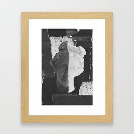 Bust 001 Framed Art Print