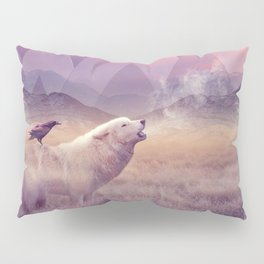In Search of Solace Pillow Sham