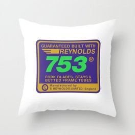 Reynolds 753, Enhanced Throw Pillow