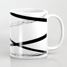 Line Art Coffee Mug