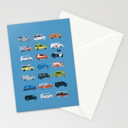 It Would Have Been Cooler as a Van Stationery Cards