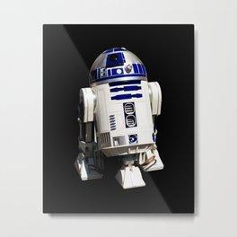 R2-D2 Makers Metal Print