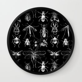 Collecting negative bugs Wall Clock