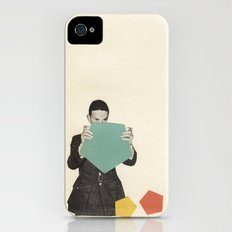 Discovering New Shapes Slim Case iPhone (4, 4s)
