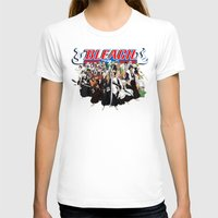 bleach T-shirts featuring TOGETHER BLEACH by feimyconcepts05