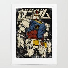 The First Gundam Poster