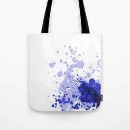 Passion Blue Tote Bag