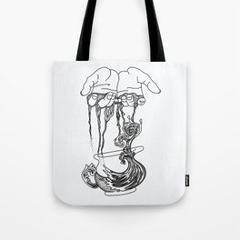 Hands of Life Tote Bag