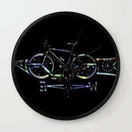 Directionless Wall Clock