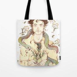 Bob Dylan - Fennel Seed Tote Bag