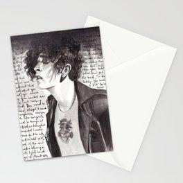 Matty Healy Stationery Cards