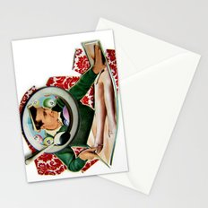 So Smooth | Collage Stationery Cards
