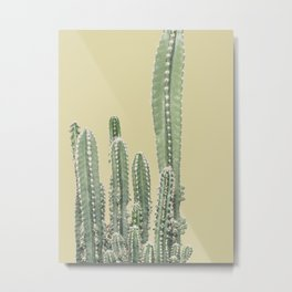 Prickle Party Metal Print