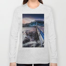 Snowey Saltburn Long Sleeve T-shirt