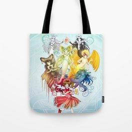 Card Captor Sakura Tote Bag