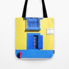 Cais dos Botirões Tote Bag
