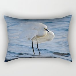 windy Rectangular Pillow