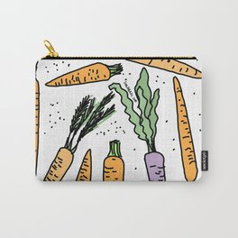 Carrots! October! Carry-All Pouch