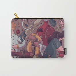 Handcraft Carry-All Pouch