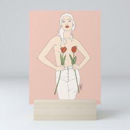 Nude By Nature Mini Art Print