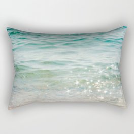 Falling Into A Beautiful Illusion Rectangular Pillow