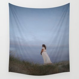 Sunset in the dunes II Wall Tapestry