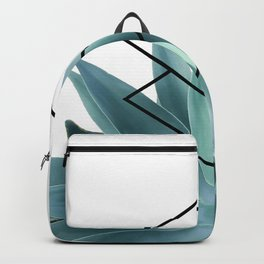 Agave geometrics IV Backpack