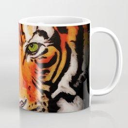 Tiger in the Shadows Coffee Mug