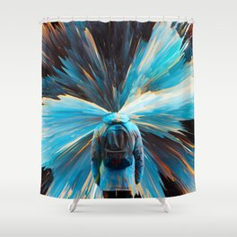 Imagination II Shower Curtain