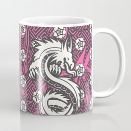 Hidden Dragon II Coffee Mug