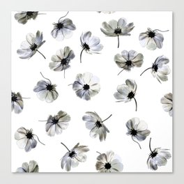 A Sea of Anemone Canvas Print