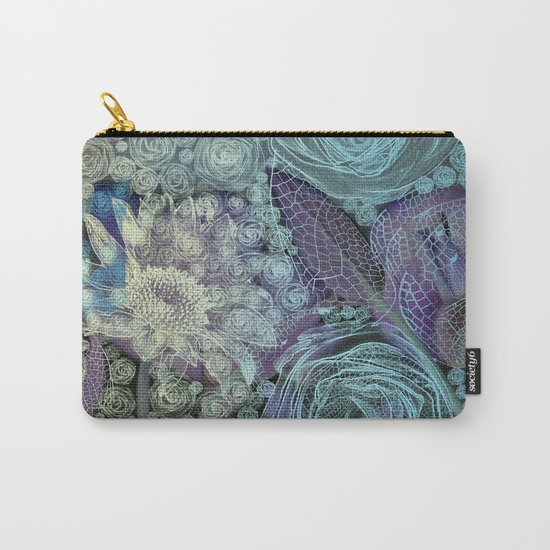 Blue fairy tale. Carry-All Pouch