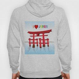 I love Japan Hoody