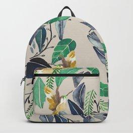 Bird Garden Vintage 02 Backpack