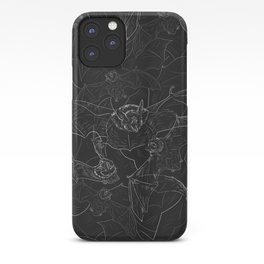 Bat Attack iPhone Case