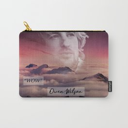 """""""WOW"""" Owen Wilson Carry-All Pouch"""